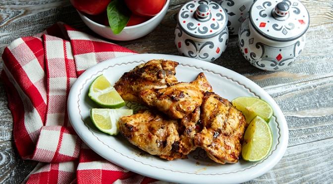 How to Make Calabrian Pepper Pesto Chicken