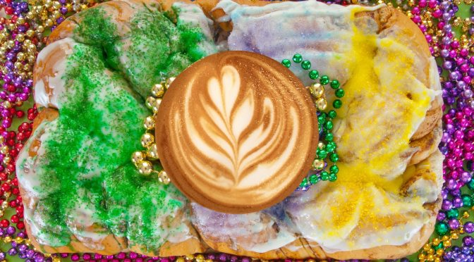 How To Make A King Cake Latte