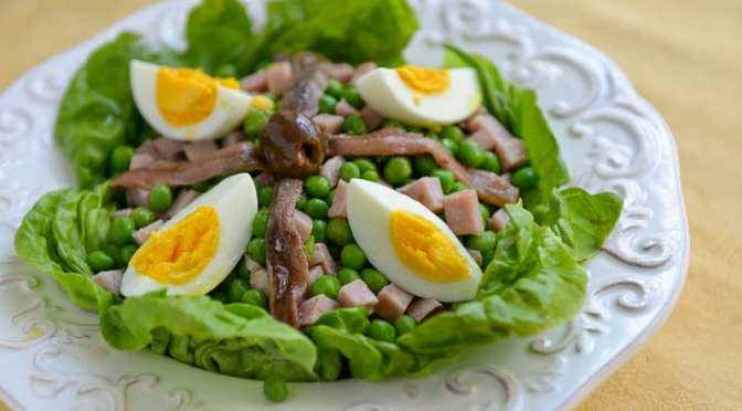 How To Make Romeo Salta's Easter Salad